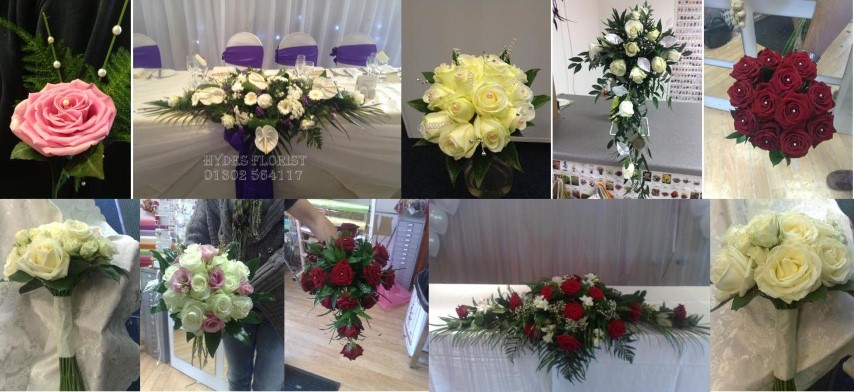 wedding photos all hydes florist doncaster(Small)