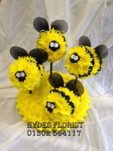 baby bumble bees hydes florist
