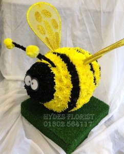 hydes florist bumble bee