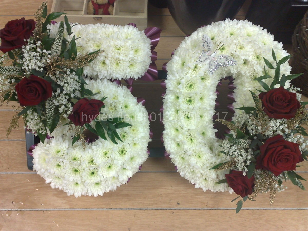 Funeral letters hydes florist numbers 60 izmirmasajfo Gallery