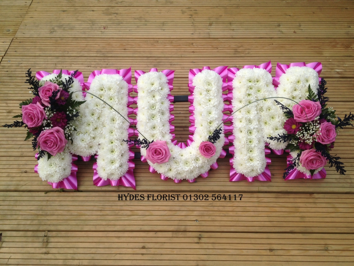 Funeral letters hydes florist dad funeral letters 87 izmirmasajfo