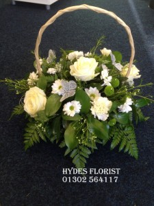 hydes florist basket doncaster (Medium)